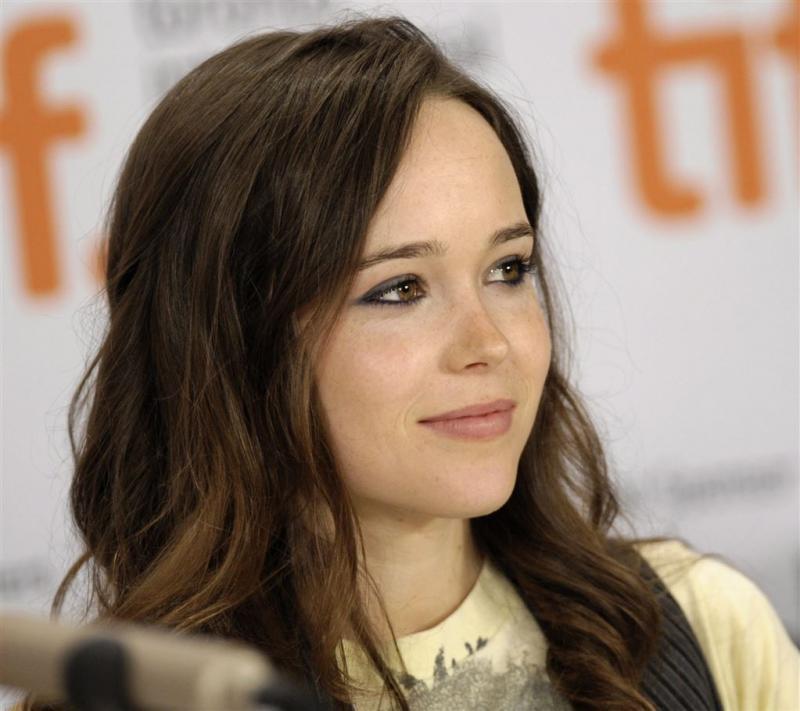 'Ellen Page al 7 maanden samen met vriendin'