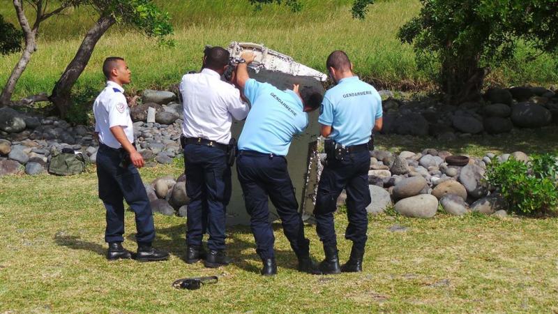 Aangespoeld vliegtuigwrak Réunion is MH370