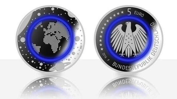 5 euro munt