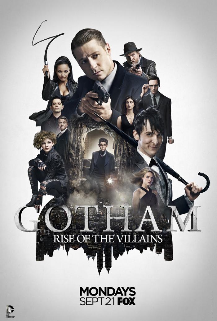 Gotham 2: poster