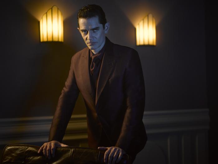 Gotham: James Frain als Theo Galvan