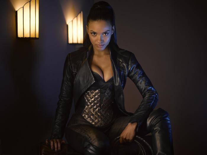 Gotham: Jessica Lucas als Tabitha Galvan/Tigress