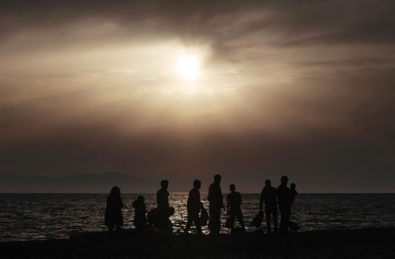 Griekenland: 55.000 bootvluchtelingen in juli
