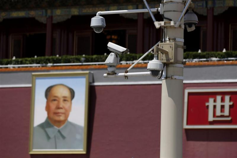 Tv-presentator wacht straf om belediging Mao