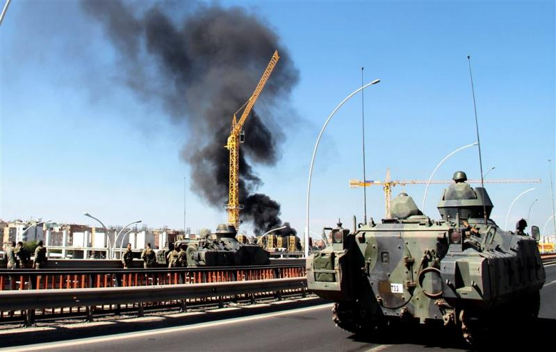 Turkse luchtaanvallen op Koerdische doelen