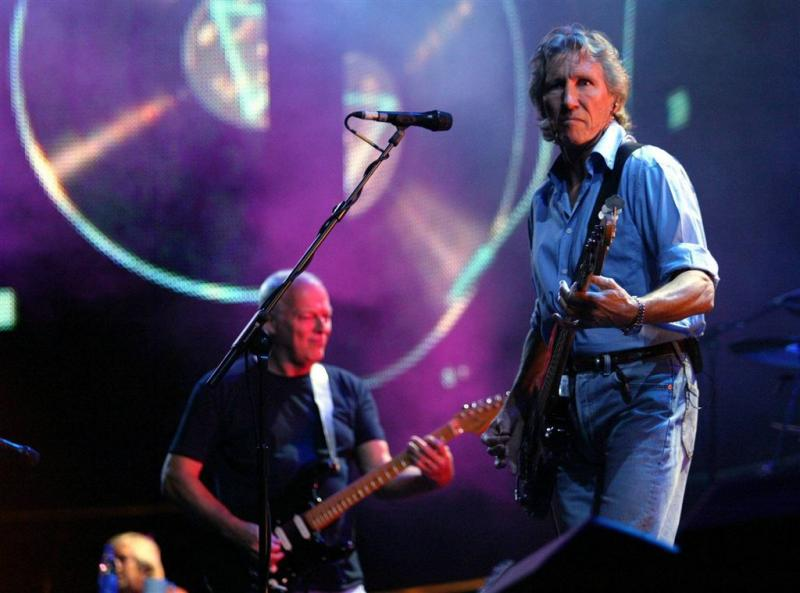 Gilmour zet definitief punt achter Pink Floyd