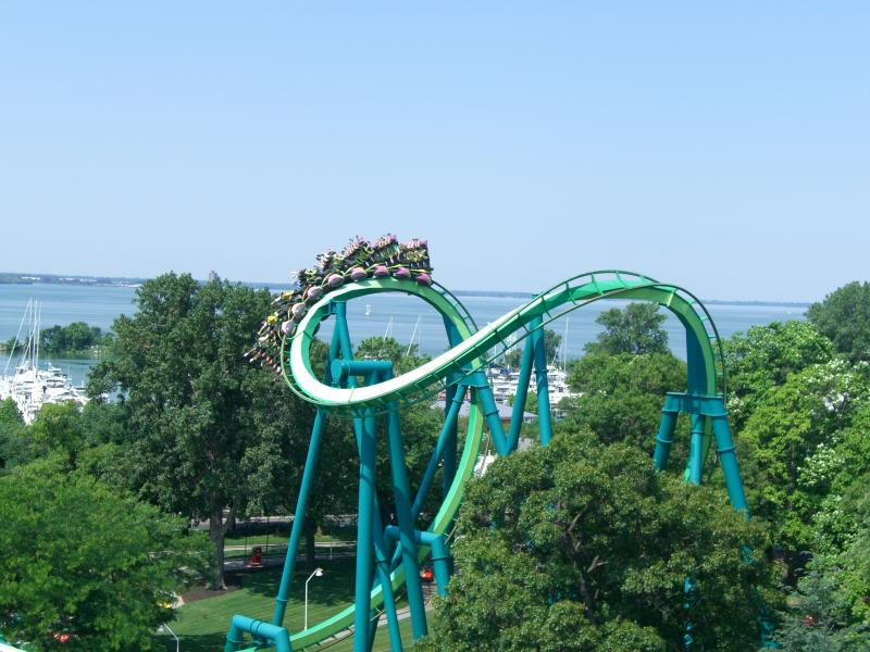 Raptop - Cedar Point, Ohio