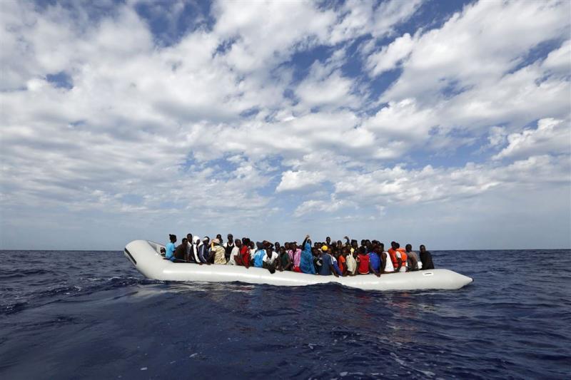 Zeker veertig migranten omgekomen bij Italië