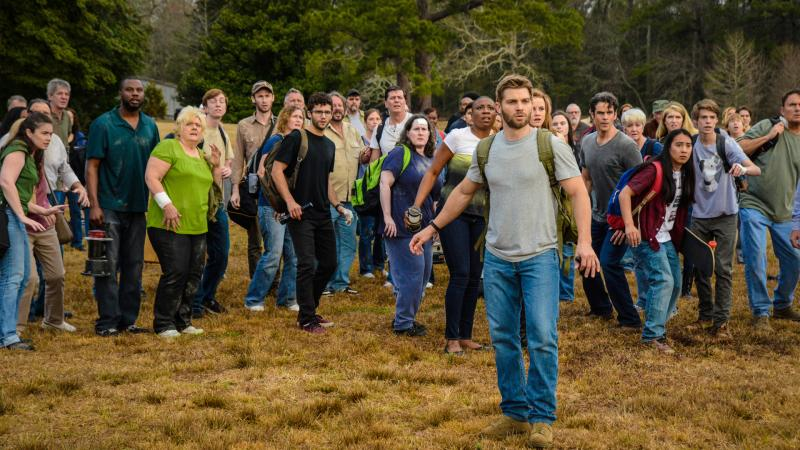 Under the Dome: Mike Vogel