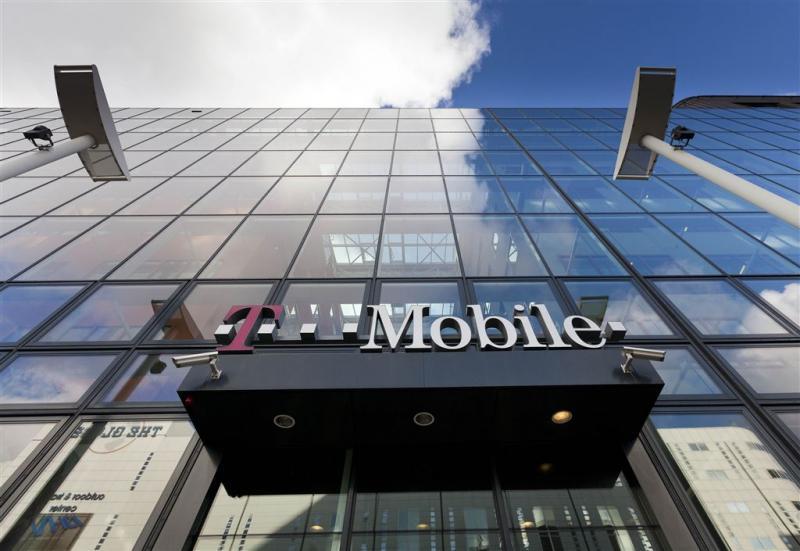 Databundel voor gedupeerden storing T-Mobile