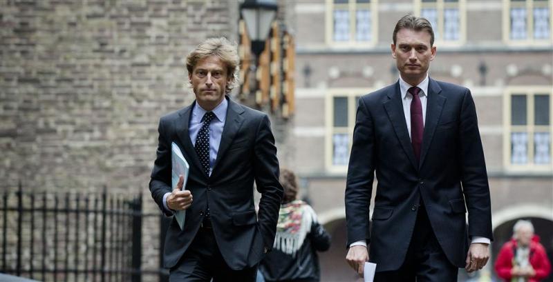 Taverne dissident binnen VVD bij stemmingen