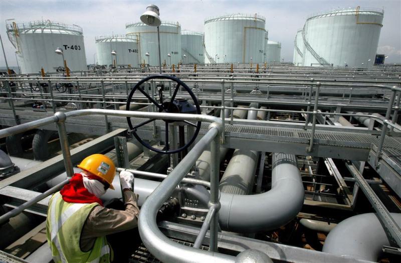 Olieprijs onder druk
