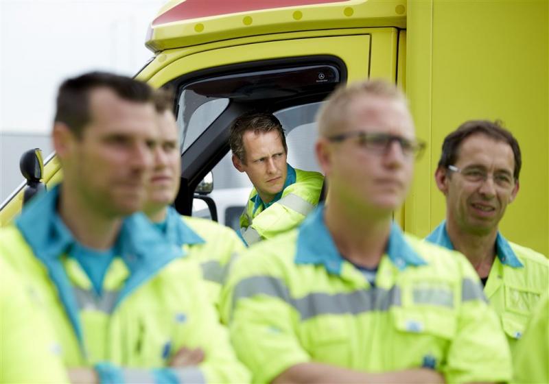Ambulanceacties breiden opnieuw uit