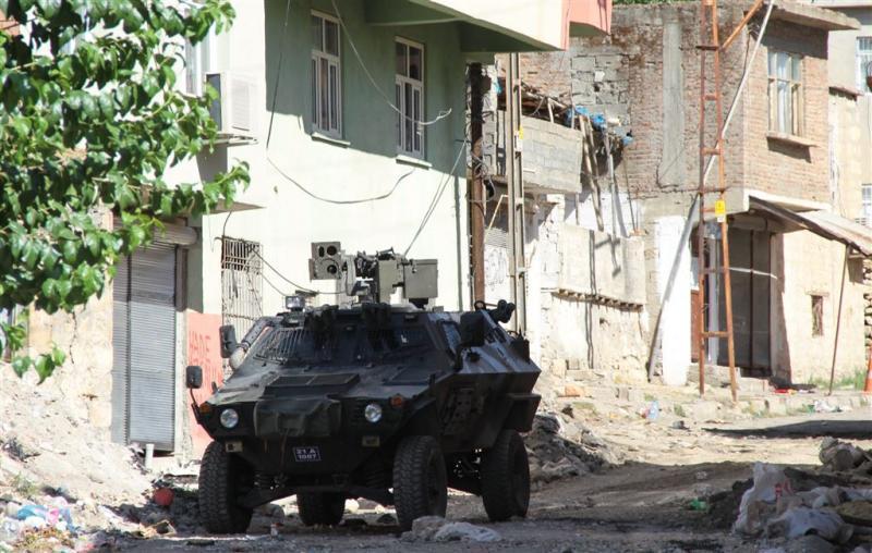 Acht Turkse soldaten gedood bij bomaanslag