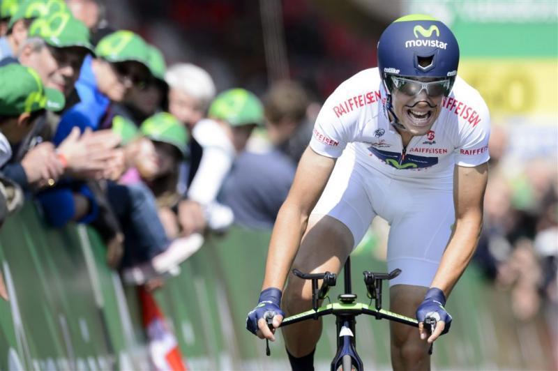 Herrada wint tweede etappe Limousin