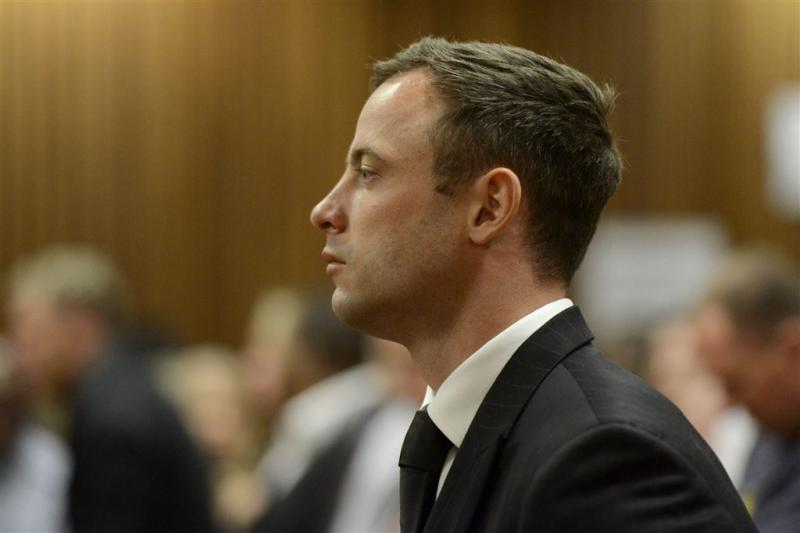 Pistorius blijft langer in gevangenis