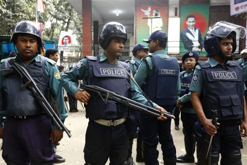Rumoer om doodgeslagen jongens Bangladesh