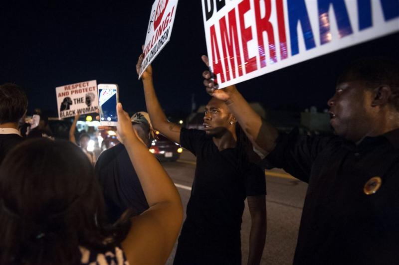 Onrust in St. Louis na dood zwarte man