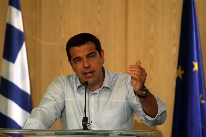 Fok nl nieuws griekse premier tsipras bevestigt ontslag