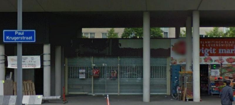 paul krugerstraat (Foto: Google Streetview)