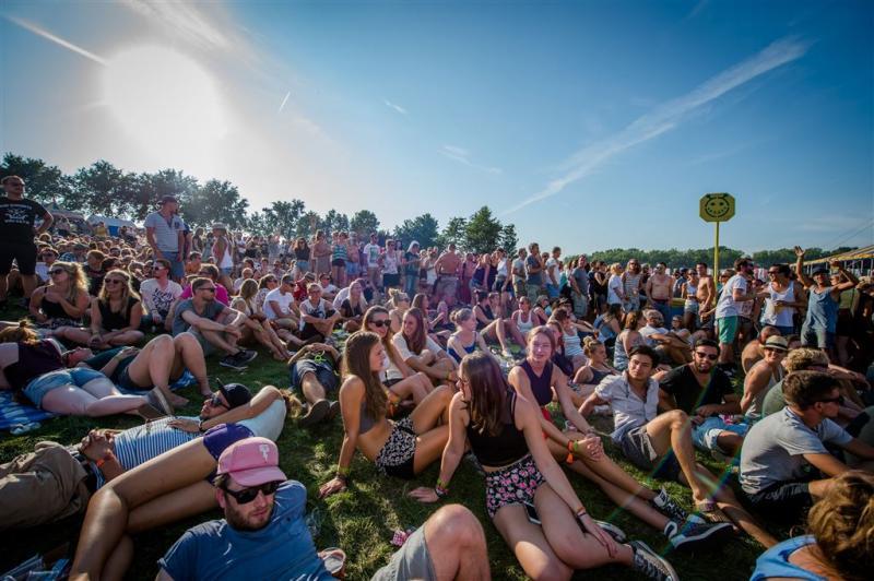 Lowlands trekt ruim 48.000 bezoekers