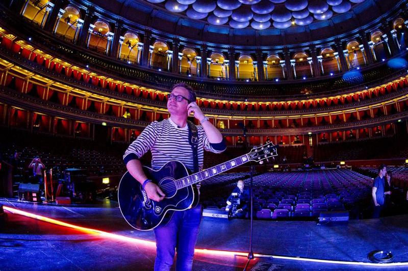 Meeuwis' Royal Albert Hall-concert op tv