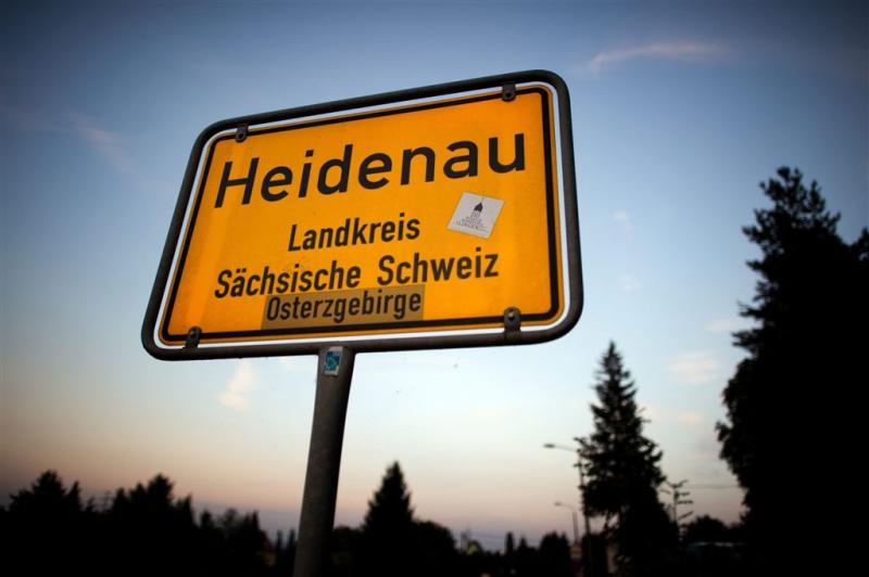 Rust keert terug in Heidenau