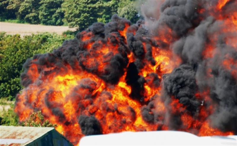 Dodental ongeluk vliegshow Engeland stijgt