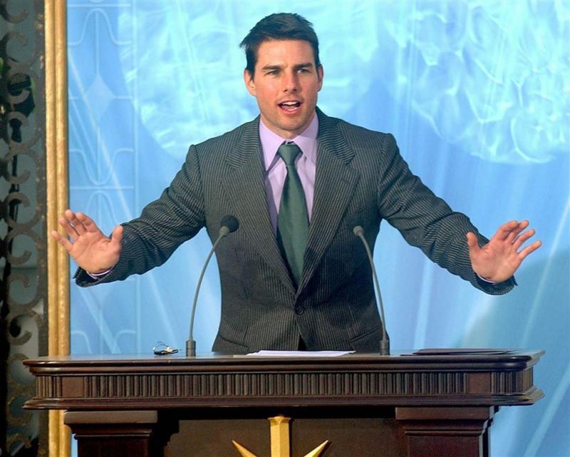 'Journalisten zijn te aardig voor Tom Cruise'