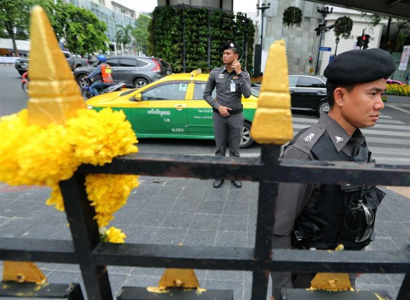 Opnieuw bom gevonden in Bangkok
