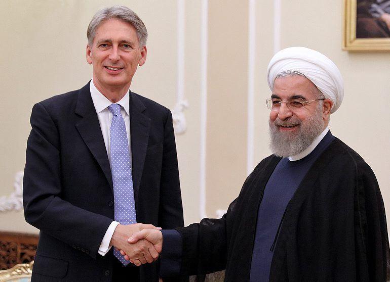 'Sancties Iran verdwijnen mogelijk in lente'