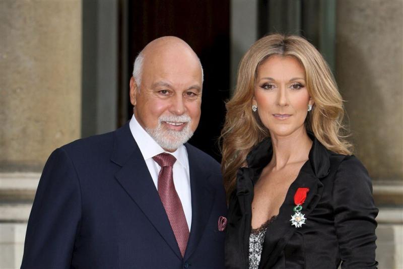Celine Dion is verdriet de baas
