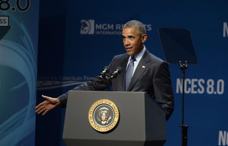 Obama hekelt gelobby oliemaatschappijen