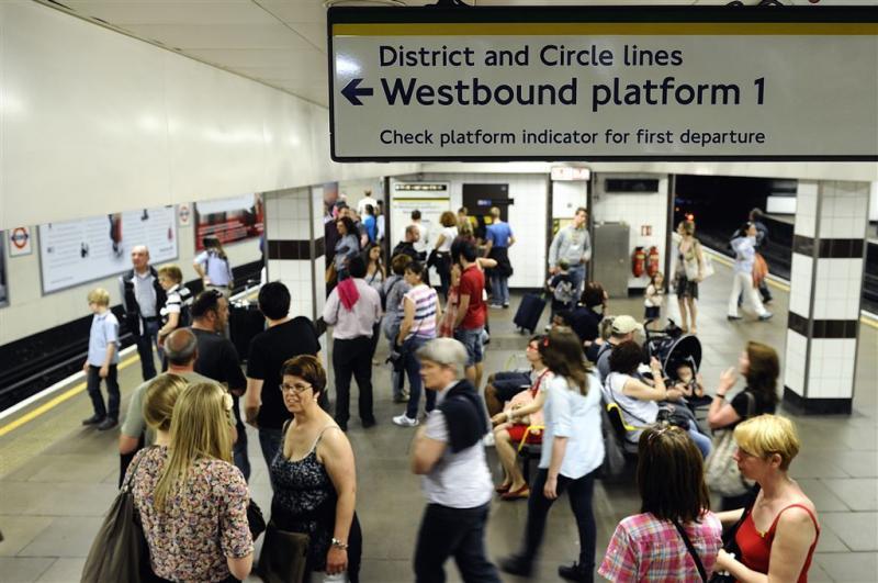 Staking Londense metro gaat niet door