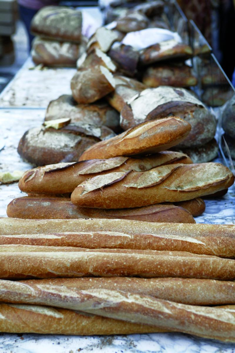 Parijs heeft een stokbroodtekort (Foto: Campus France, flickr)