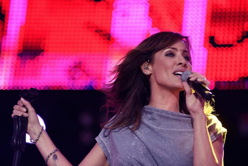 Natalie Imbruglia op Night of the Proms