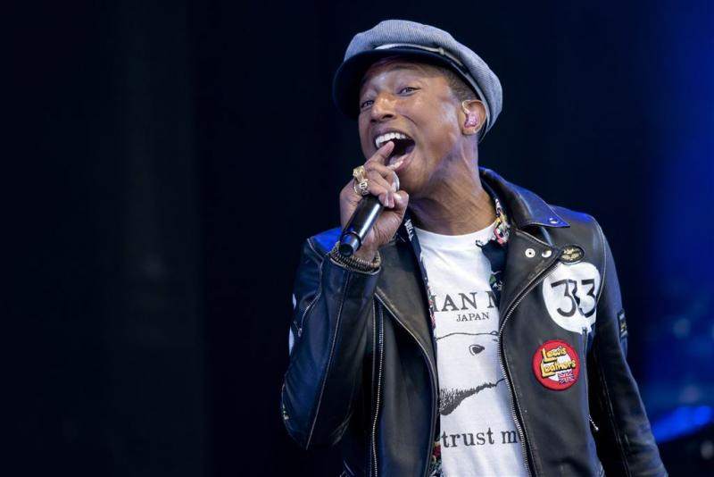 Pharrell, Demi Lovato treden op bij MTV VMA