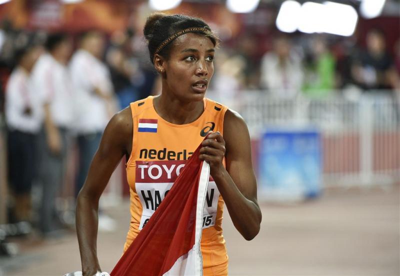 Hassan door naar halve finales 800 meter