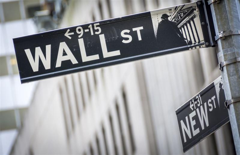 Wall Street op winst