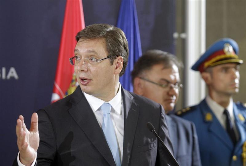 Toenadering tussen Servië en Kosovo
