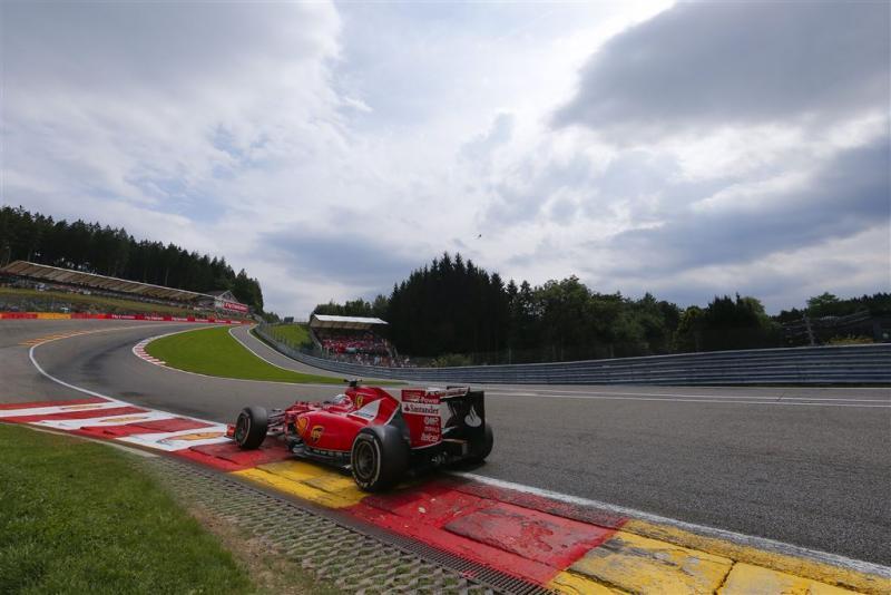 Pirelli: klapband Vettels eigen schuld