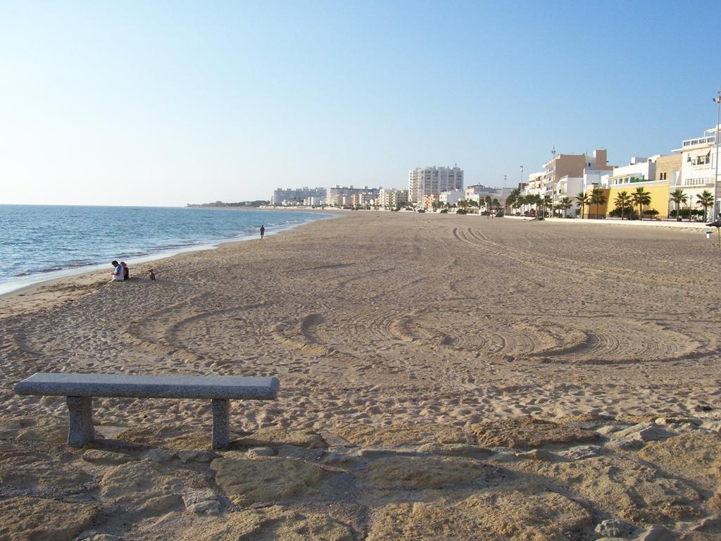 Het strand van Rota (Foto: Wikimedia)