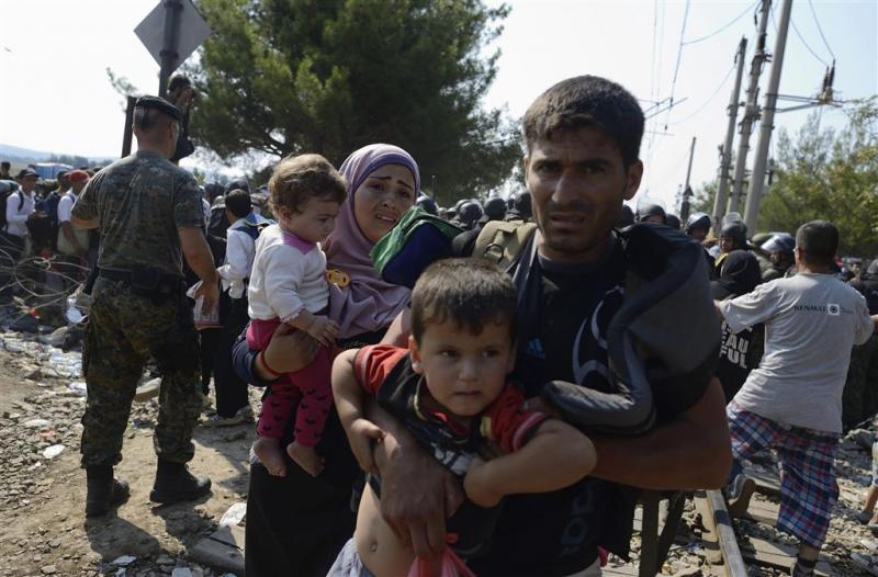EU-geld naar Balkan voor migrantenstroom