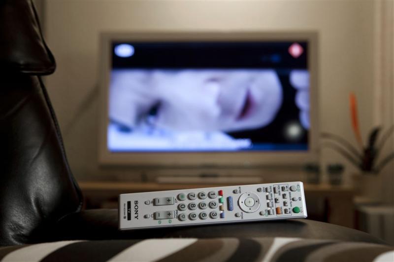 Bestedingen aan tv-reclames lopen terug