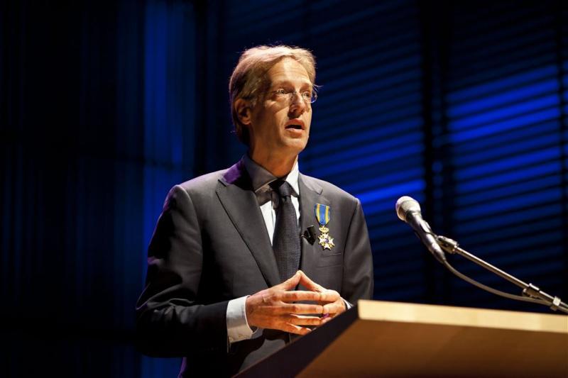 VPRO geeft Robbert Dijkgraaf een stem