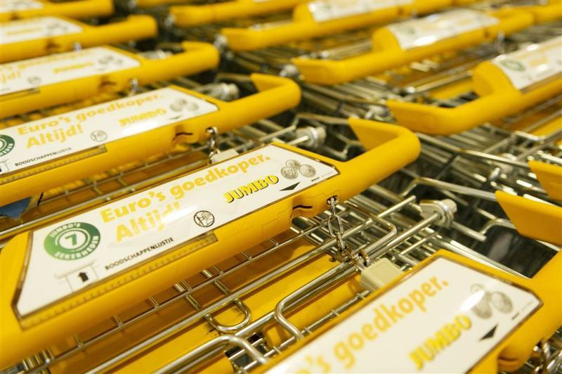 Supermarkt Jumbo ontruimd wegens gaslucht