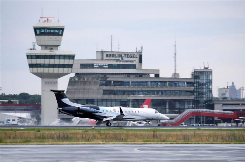 Berlijns vliegveld Tegel opgelapt