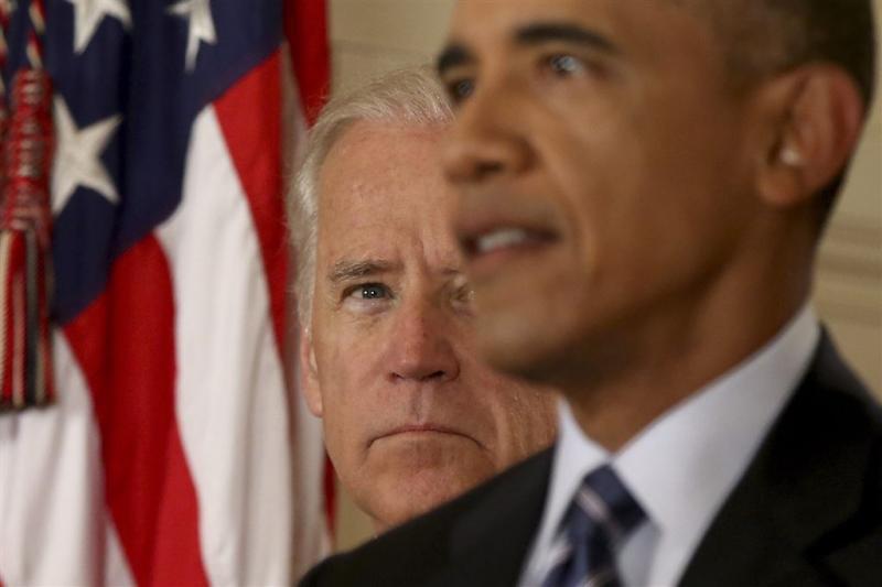 Biden denkt nog na over presidentschap