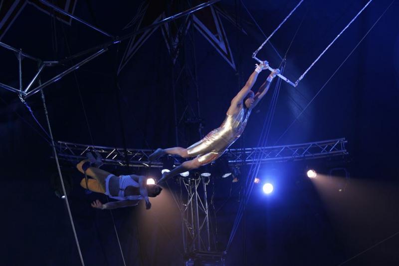 'Circus gaat niet verloren'