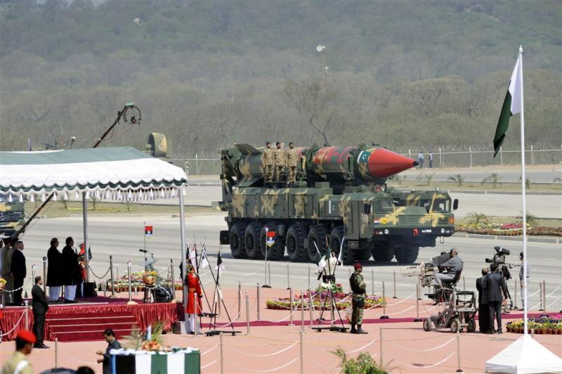'Pakistan kan derde kernmacht wereld worden'